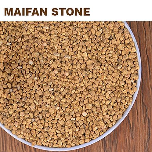 PS006 | Maifan stone 黄金麦饭石 | succulent cover| 1kg