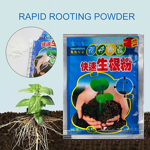 FP004 | Fertilizing 施肥 | Rapid rooting powder 快速生根粉 | rapid growth of roots