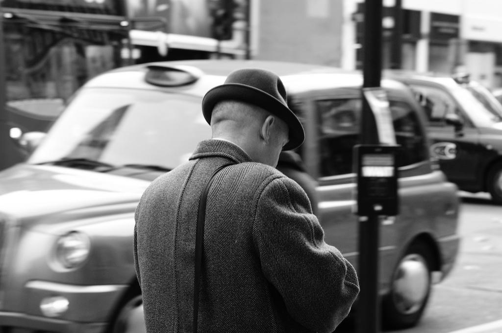 Tweed & Taxi, Regent Street