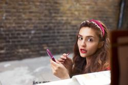 Lipsticks and iPhones