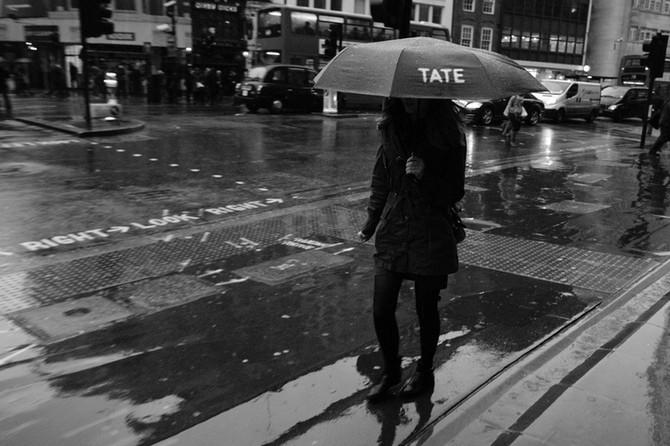 Wet Wednesday.