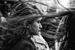 Hair & wind