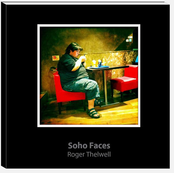 Soho Faces - by Roger Thelwell-Pichler