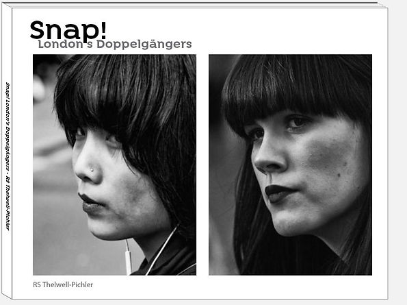 Snap! Doppelganger - by Roger Thelwell-Pichler