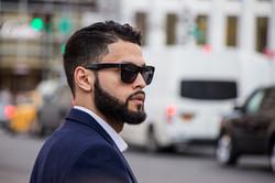 Beard Raybans
