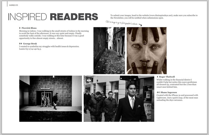 Inspired Eye - Issue 7