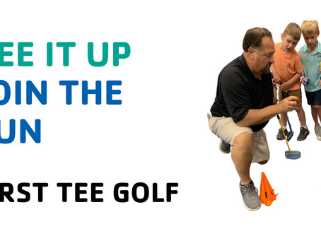 First Tee Golf 2021