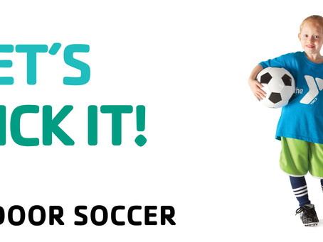 Indoor Soccer Registration Opens Soon!