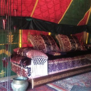 salon tente marocaine