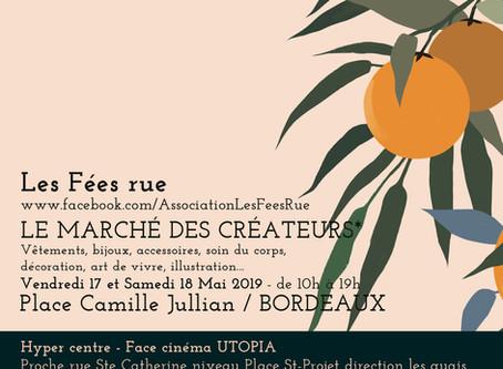 M.A. CREATIONS aux Fées Rue à Bordeaux