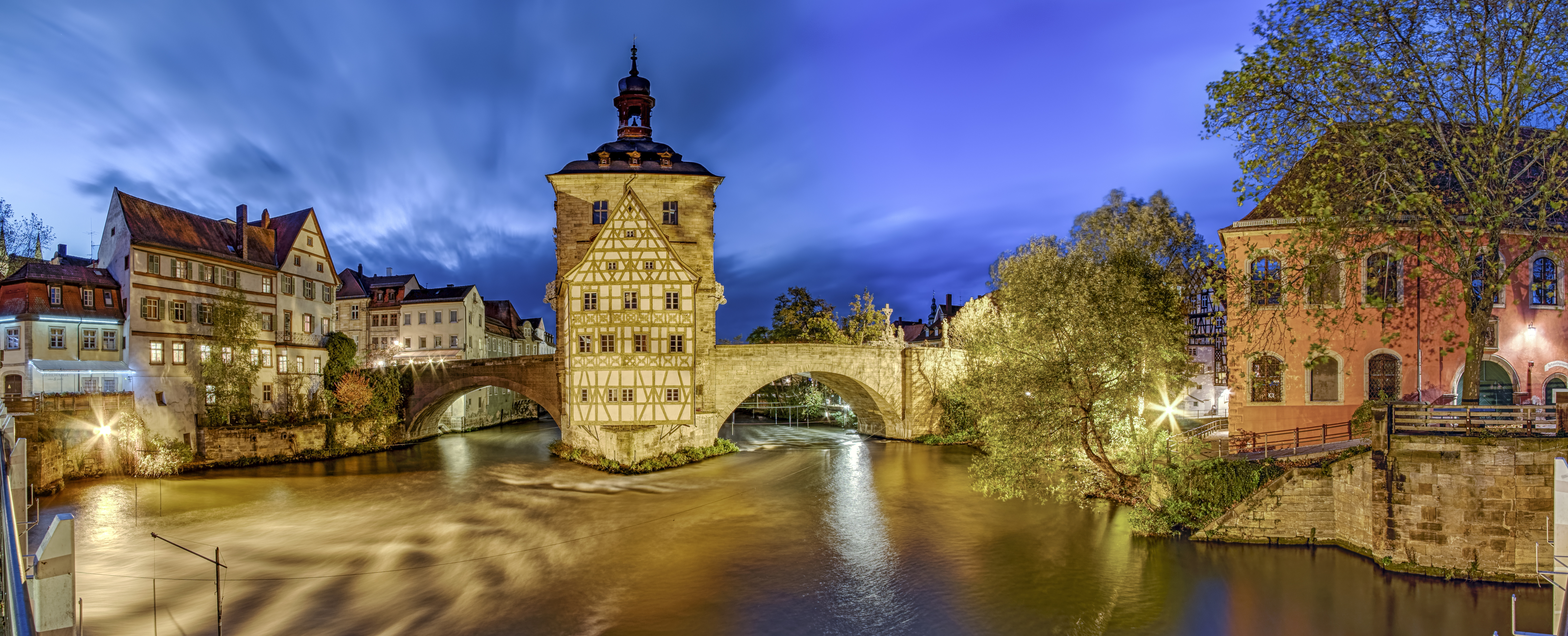 Bamburg Rathaus
