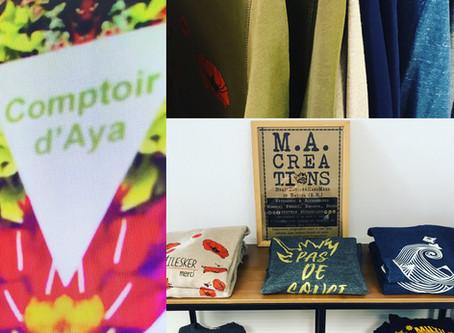 A découvrir : Le Comptoir d'Aya, concept store au Petit Bayonne