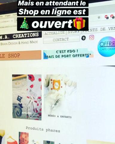 C'est parti pour le shopping en ligne !!