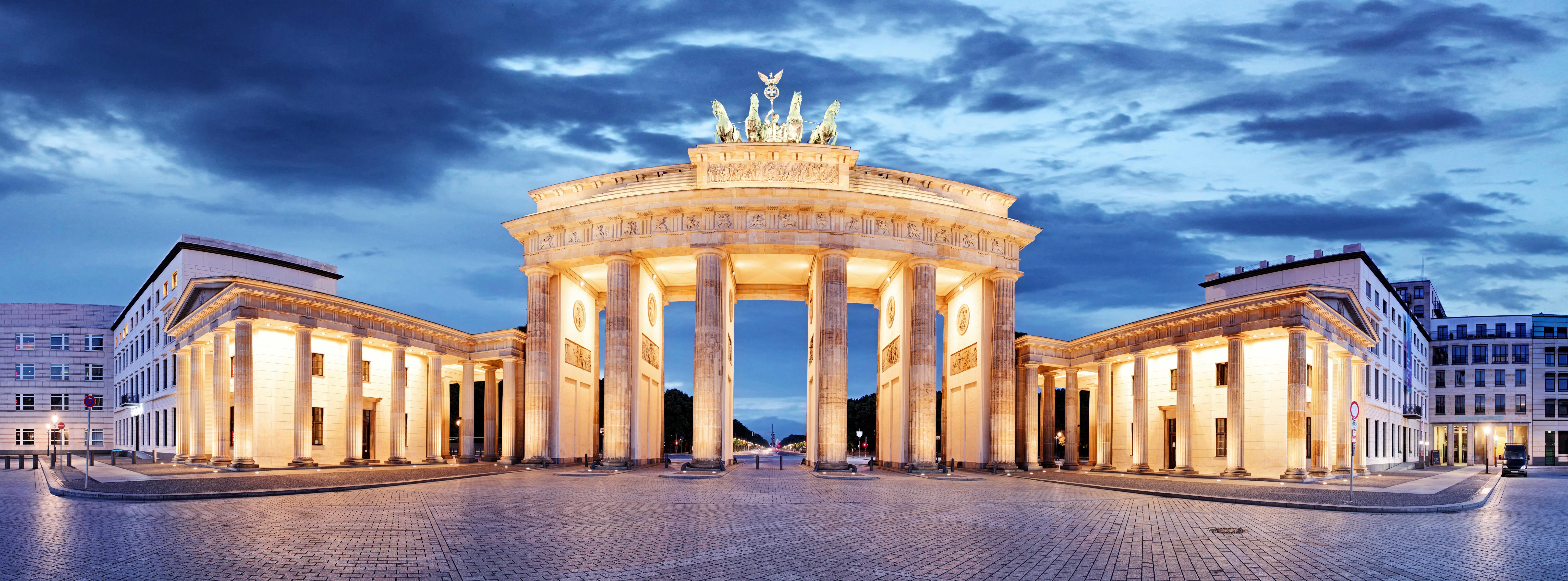 Brandenberg Gate, Berlin