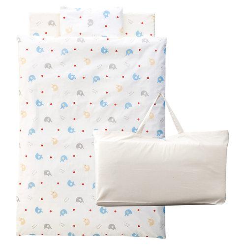 Portable Napping Set  - Elephant Pattern
