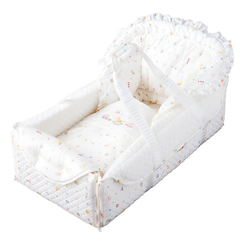 Infant Sleep Play Mat Cradle Set - Pastel Toy
