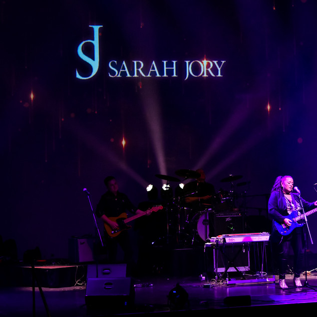 Sarah Jory