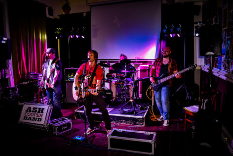 Ash Cooper Band