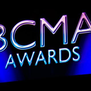 BCMA Awards Logo Stage Backdrop