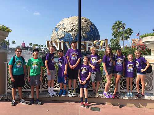 teenagers, kids, summer, fun, camp