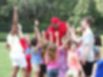 kids, camp, laughter, fun