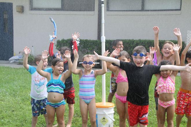 kids, summer, camp, fun
