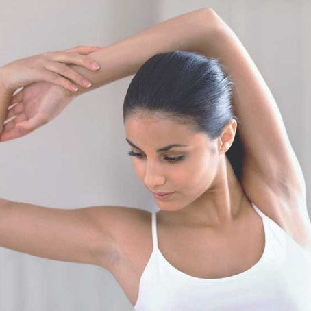 My Underarm Routine