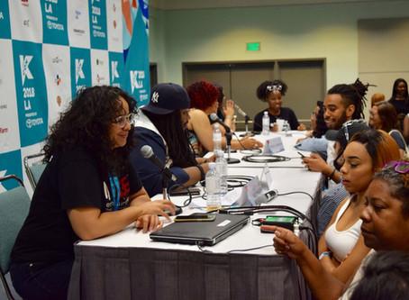 InRage Entertainment's KCON LA 2018 Panel Featured in LA Times