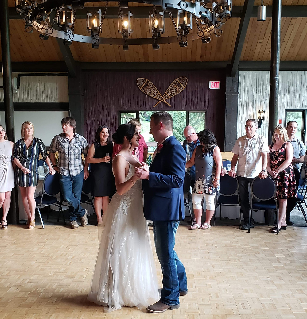 Edmonton Wedding DJ Services - How to choose a first dance song