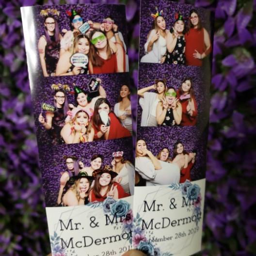 Edmonton Wedding Photo Booth Rental