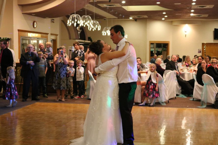 Edmonton wedding DJ - how to choose your first dance song