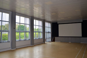 Pitstone hall community cinema