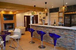 Pitstone memorial hall bar facility