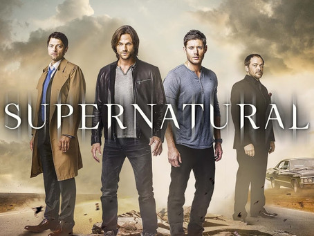 The end of the SUPERNATURAL rope...