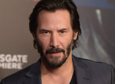 Keanu Reeves is writing Comics