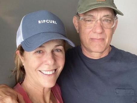 Tom Hanks and Rita Wilson released