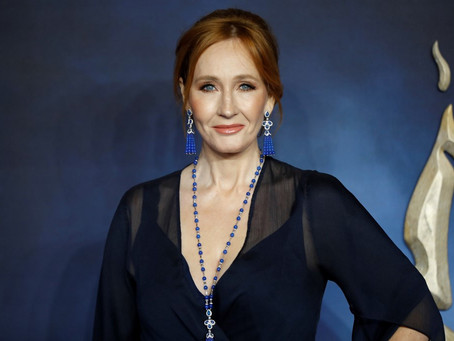 Author JK Rowling fully recovered