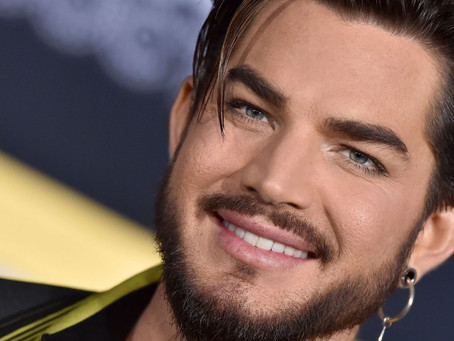 Adam Lambert wants to play George Michael