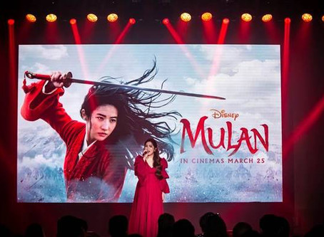 Moira Dela Torre... new voice for MULAN