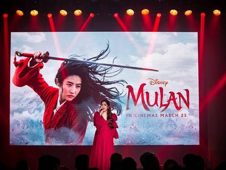 Moira Dela Torre... new voice for MULAN