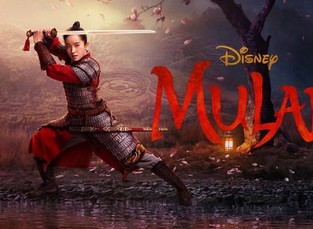 Mulan coming to Disney+