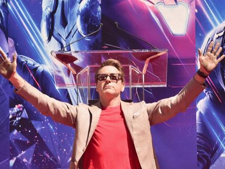 Downey's back!