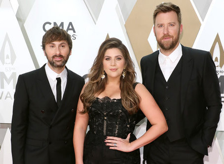 Lady Antebellum is changing their name