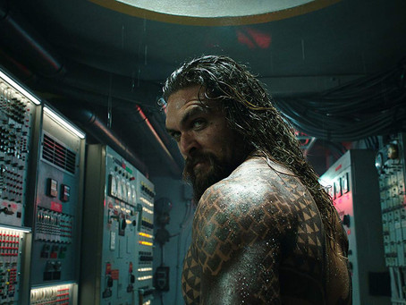 Aquaman writer teases sequel details