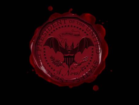 The President has a Vampire!