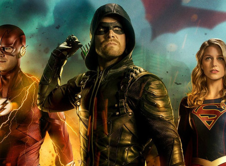 The CW Crossover of the Year!