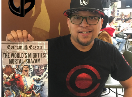 The new Menu is out... SHAZAM!
