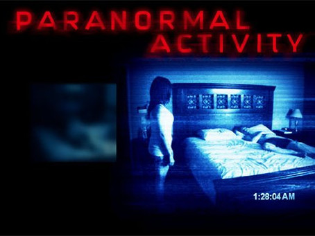 More Paranormal Activity...time for #7