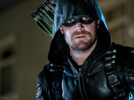 Stephen Amell wants out...
