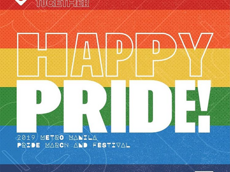 Happy PRIDE 2019